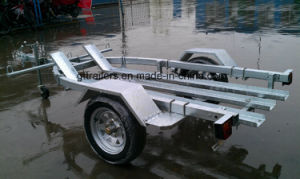 Motorcycle Trailer for Two Motorcycle Tr0607 pictures & photos