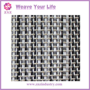 PVC Woven Vinyl Non Slip Flooring with High Quality
