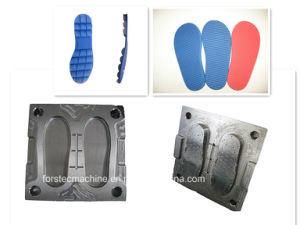 PVC Multi Cavity Plastic Sole Injection Mould pictures & photos