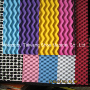 EVA with Pattern for Shoe Sole and Floor Mats pictures & photos