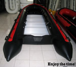 2015 So Cool High Performance10 Person Versatile Function Inflatable a Series Boat pictures & photos