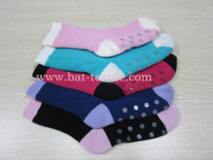 Feather Socks for Lady Microfiber Fuzzy Socks pictures & photos