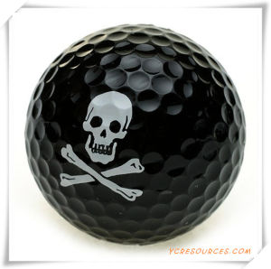 Pure Rubber Golf Balls with Logo (OSO4002) pictures & photos