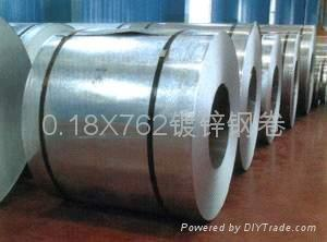 Building Steel Product / Hot Dipped Galvanized Steel Coil pictures & photos