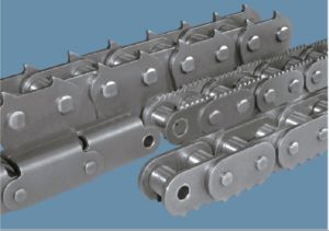 Conveyor Chain Roller Chains /Hollow Chains/Steel Pintle Chains pictures & photos