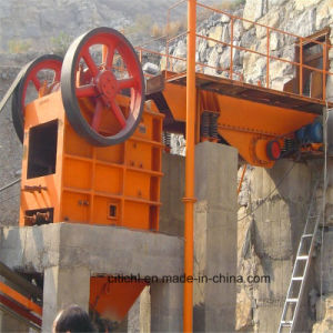 PE Series High Capacity Durable Stone Jaw Crusher pictures & photos