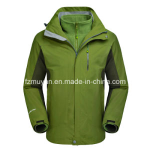 Outdoor Two - Piece Wind and Warm Jackets pictures & photos