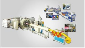 Agriculture Irrigation Lay Flat Hose Extrusion Machine pictures & photos
