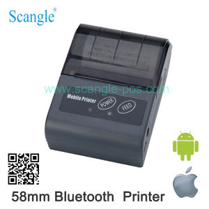 Portable Mobile Printer Android Bluetooth Thermal Printer pictures & photos