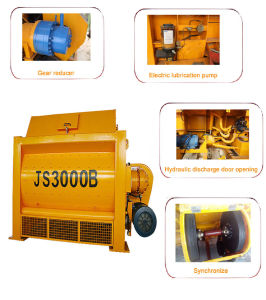 Popular Hot Sale in Malaysia Concrete Mixer (Js3000) pictures & photos