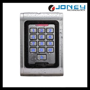 Waterproof Metal Wiegand RFID Reader Standalone Access Control for One Door pictures & photos