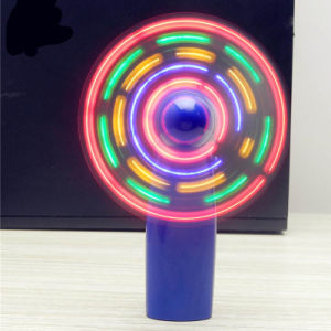 Custom Program Mini USB LED Flashing Light Message Fan pictures & photos