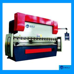 Hpbk Series CNC / Nc Hydraulic Press Brake Machine Folding Bending Machine, Plate Bending Machine, Sheet Metal Bending Machine pictures & photos