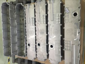 Haier Washing Machine Parts Steel Aluminum Die Casting pictures & photos