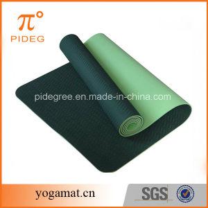 Wholesale Eco Friendly TPE Yoga Mat pictures & photos