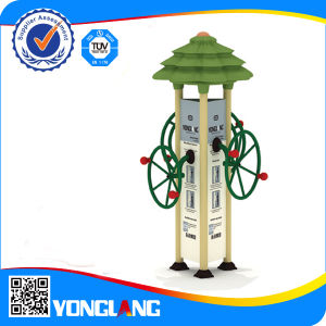 Outdoor Big Wheels Fitness Structure for Adults (YL-JS013) pictures & photos