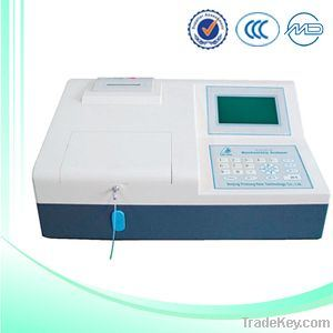 High Quality Clinical Semi-Auto Biochemistry Analyzer Approved by CE (SC-036) pictures & photos