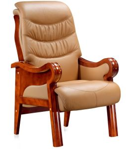 Beige Conference Board Room Chair Office Furniture Description (FOHF-03#) pictures & photos
