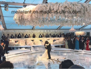 25X40m Outdoor Party Wedding Tent Romantic Crystal Wedding Marquee pictures & photos