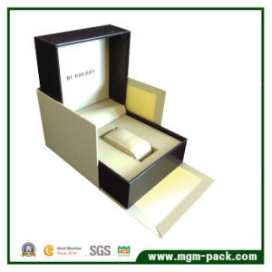 Promotional Leather Storage Wrist Watch Box pictures & photos