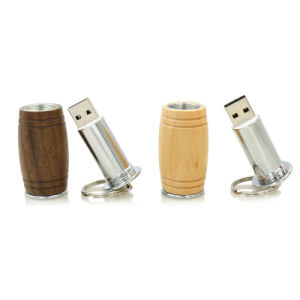 Wooden USB Flash Drive 4GB 8GB 16GB 32GB High Speed Pendrive Pen Drive 100PCS/Lot pictures & photos