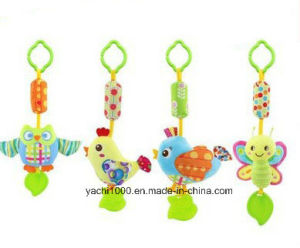 Safe Certification Baby Hanging Toy with Teether pictures & photos
