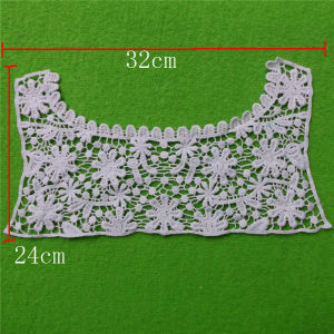Embroidery White Cotton Lace Collar (cn53) pictures & photos