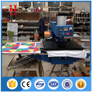 Clothes Heat Press Machine Heat Press Transfer Machine pictures & photos