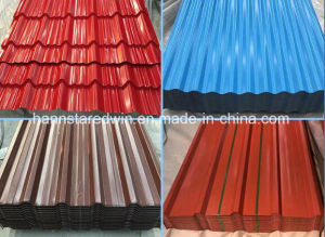 Zincalume / Galvalume Galvanized Corrugated Steel / Iron Roofing Sheets  Metal Sheets