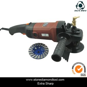 100mm/125mm Stone Electric Power Angle Grinder pictures & photos