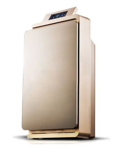 LCD Touch Screen Air Purifier with Anion Ozone HEPA pictures & photos