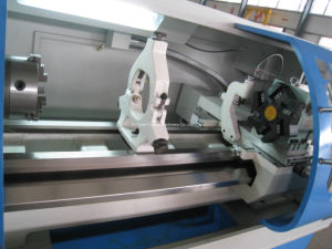 CNC Turning Metal Lathe Machine pictures & photos