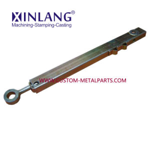 Zinc Plating Metal Lever Hook