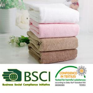 Egyptian Cotton Plain Dyed Bath Towel pictures & photos