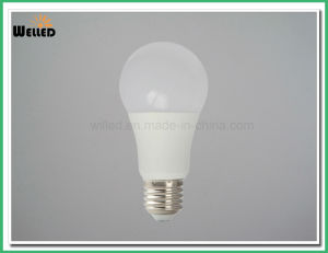 A60 A19 Plastic Aluminum LED Bulb Light 5W 7W 10W 12W LED Bulb E27 B22 with IC Driver pictures & photos