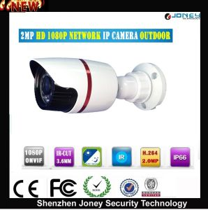 1080P HD Waterproof 3.6mm Len IR Security CCTV IP Camera pictures & photos
