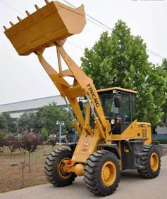 Yineng 2 Ton Wheel Loader Yn926 pictures & photos