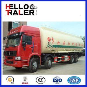 Sinotruk 45cbm Cement Tanker Truck 6X4 pictures & photos