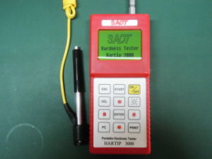Hartip3000 Portable Digital Metal Hardness Tester Hot pictures & photos