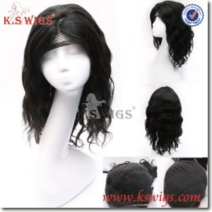 Top Quality Brazilian Hair Wig Virgin Human Hair Wig pictures & photos