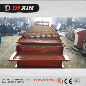 Colour Steel Tile Roll Forming Machine pictures & photos