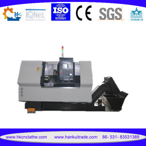 Ck80L CNC Slant Bed Lathe for Large Wokepiece pictures & photos