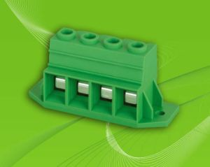 PCB Screw Terminal Block with High Current 125A/1000V pictures & photos