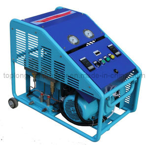 Oil Free Oilless Medical O2 Oxygen Helium Nitrogen Argon Hydrogen CNG Compressor pictures & photos