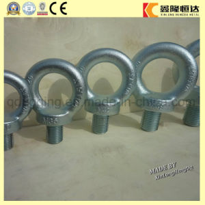 Galvanizing Lifting Eye Bolts DIN580 pictures & photos