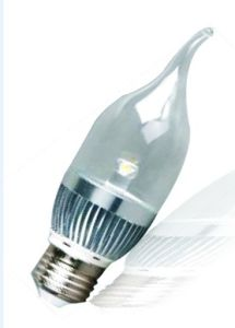 4W COB LED Bulb With 360degree Beam Angle
