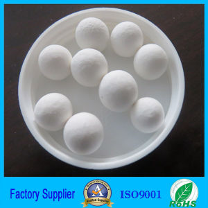 8-11mm Impegnated Activated Alumina Hydrolysis Desulfurizing Agent for Sale