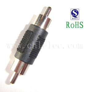 RCA Plug to RCA Plug Short pictures & photos