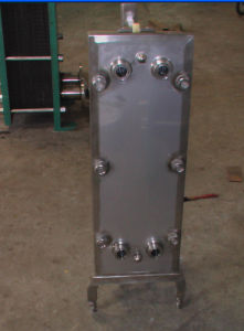 Stainless Steel Plate Heat Exchanger for Sterilization & Cooling pictures & photos