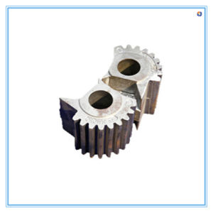 CNC Machining Steel Gear with Casting Process pictures & photos
